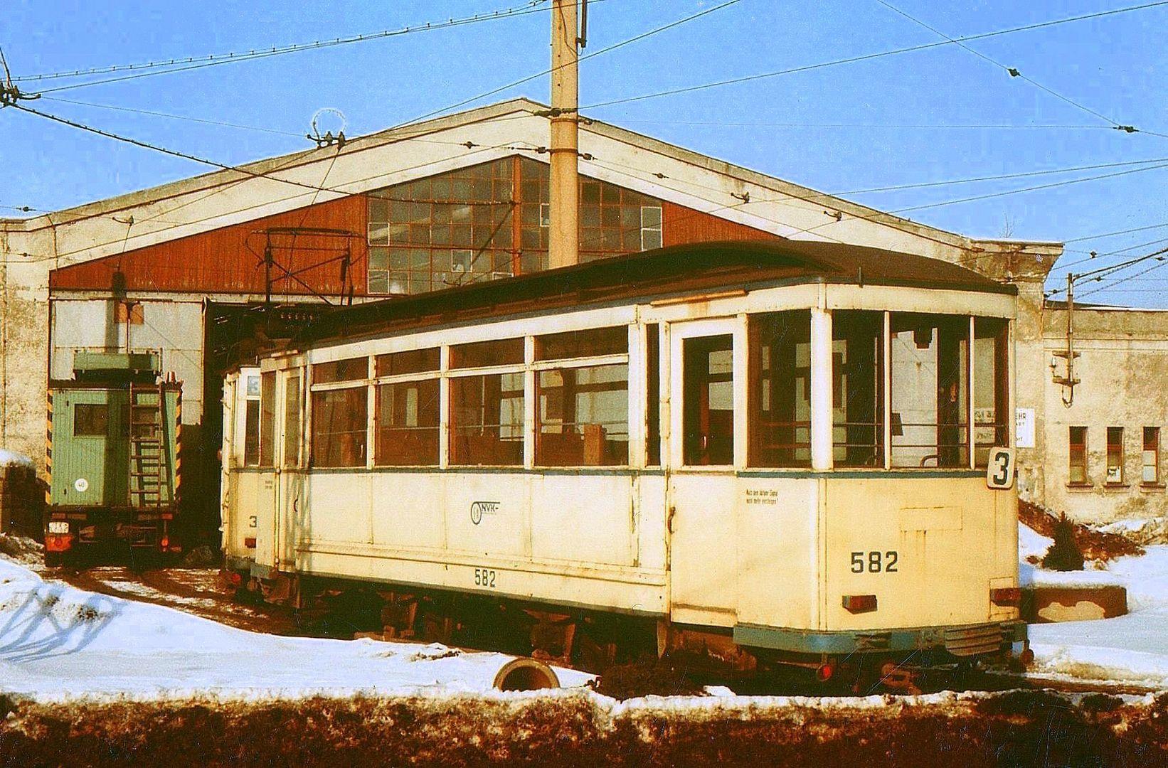 1986 Berufsverkehr E Zug