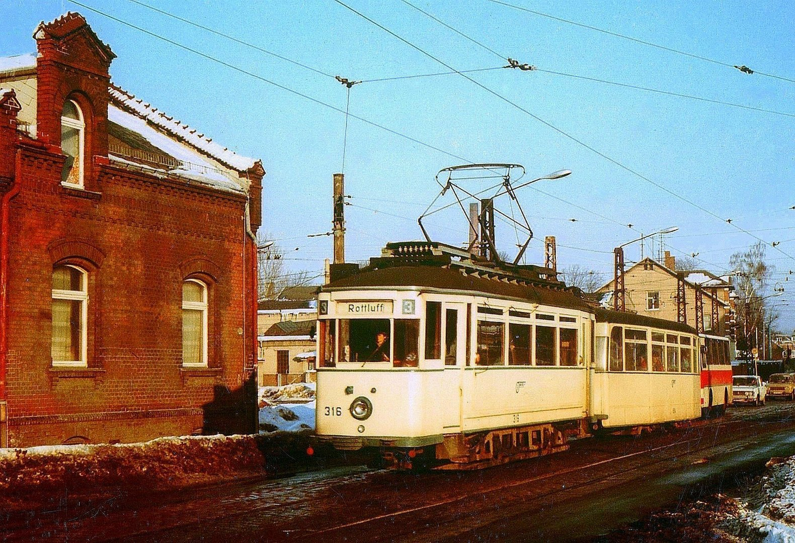1986 Karl Marx Stadt 316