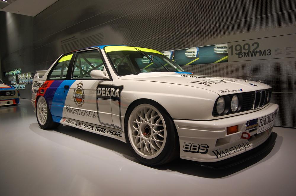 1992 DTM BMW E30 M3