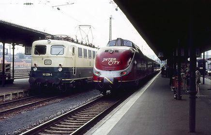 DB 1949 - 1993