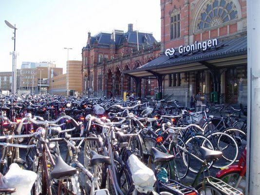 1.Bekanntschaft mit Groningen