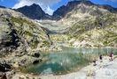 Lac de montagne de corinne74