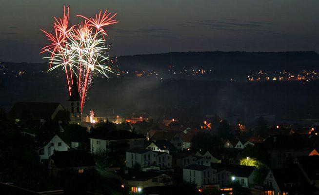 1e August Ettingen Schweiz