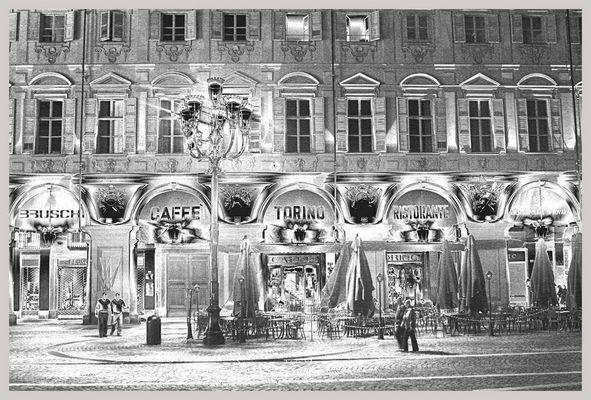 1e fotokunst Cafe Torino Turin
