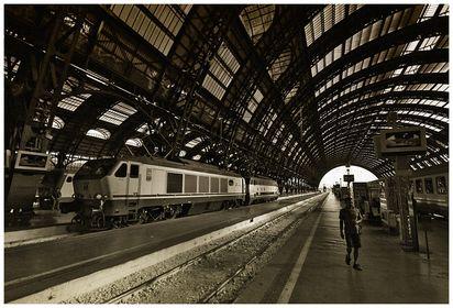 Westeuropäische Eisenbahnen