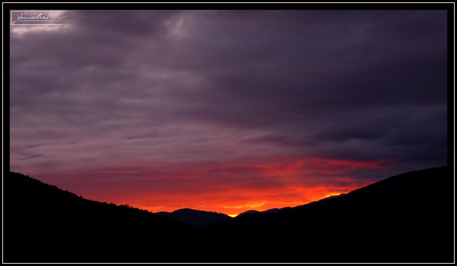 1er lever de soleil 2010