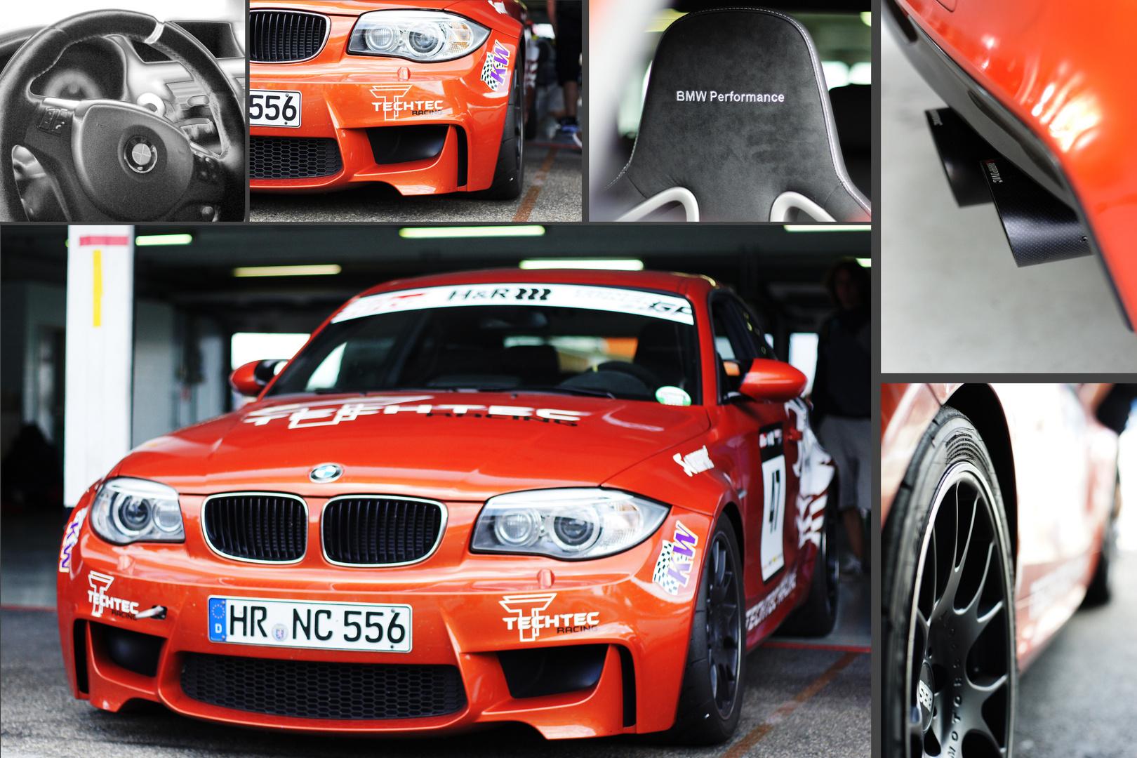 1er M auf dem Tuner Grand Prix 2011 von TechTec