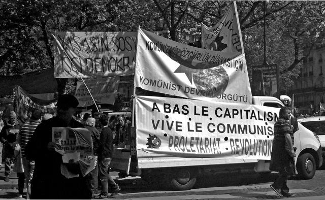 1er mai 2012 à Paris