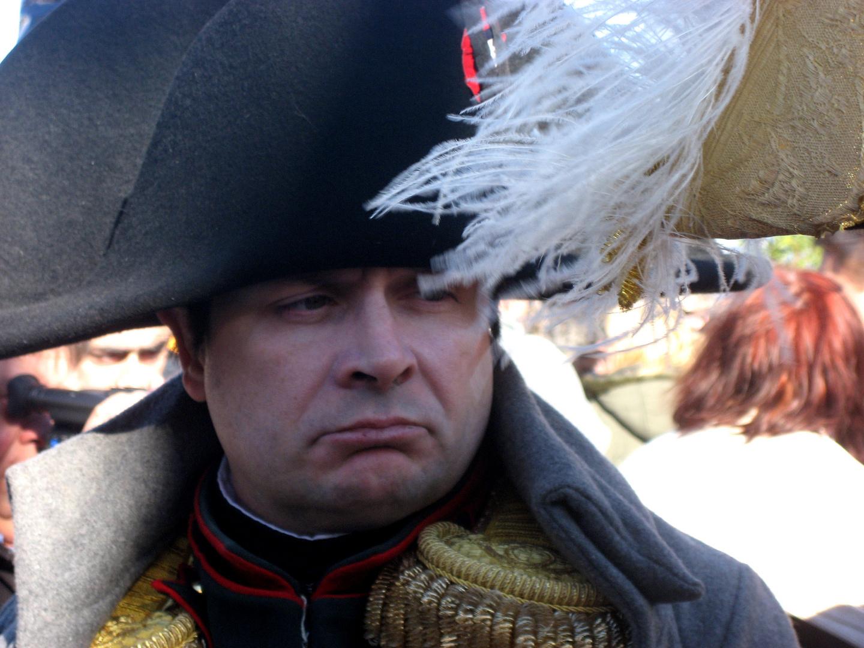 1er Mars 1804 NAPOLEON débarque à Golfe Juan (06) 9