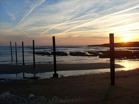 1er novembre à la Pointe Saint Gildas 44