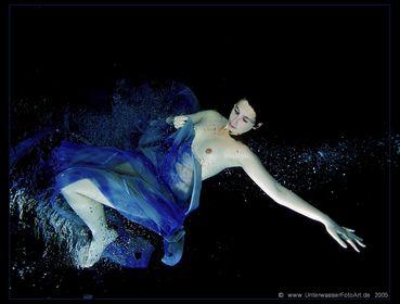 Akt - Unterwasser
