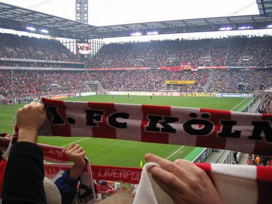 1.FC Köln - Schalke 05