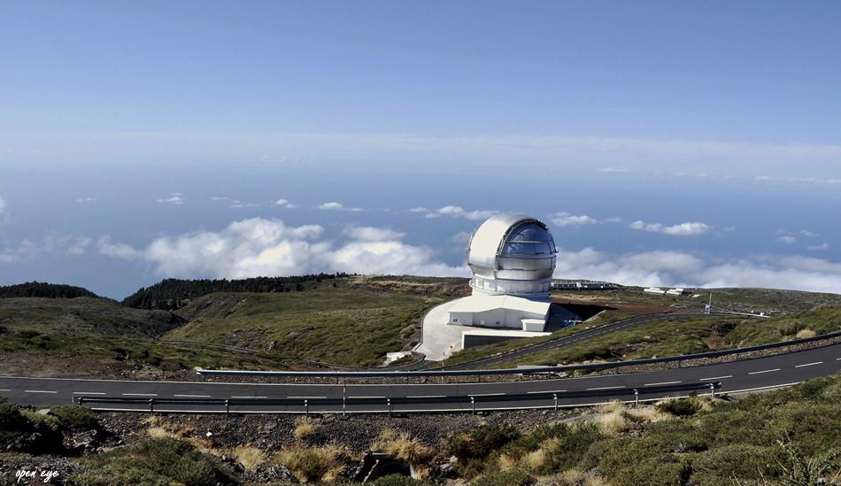 1._Gran Telescopio CANARIAS GTC_