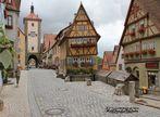 1.)Rothenburg ob der Tauber