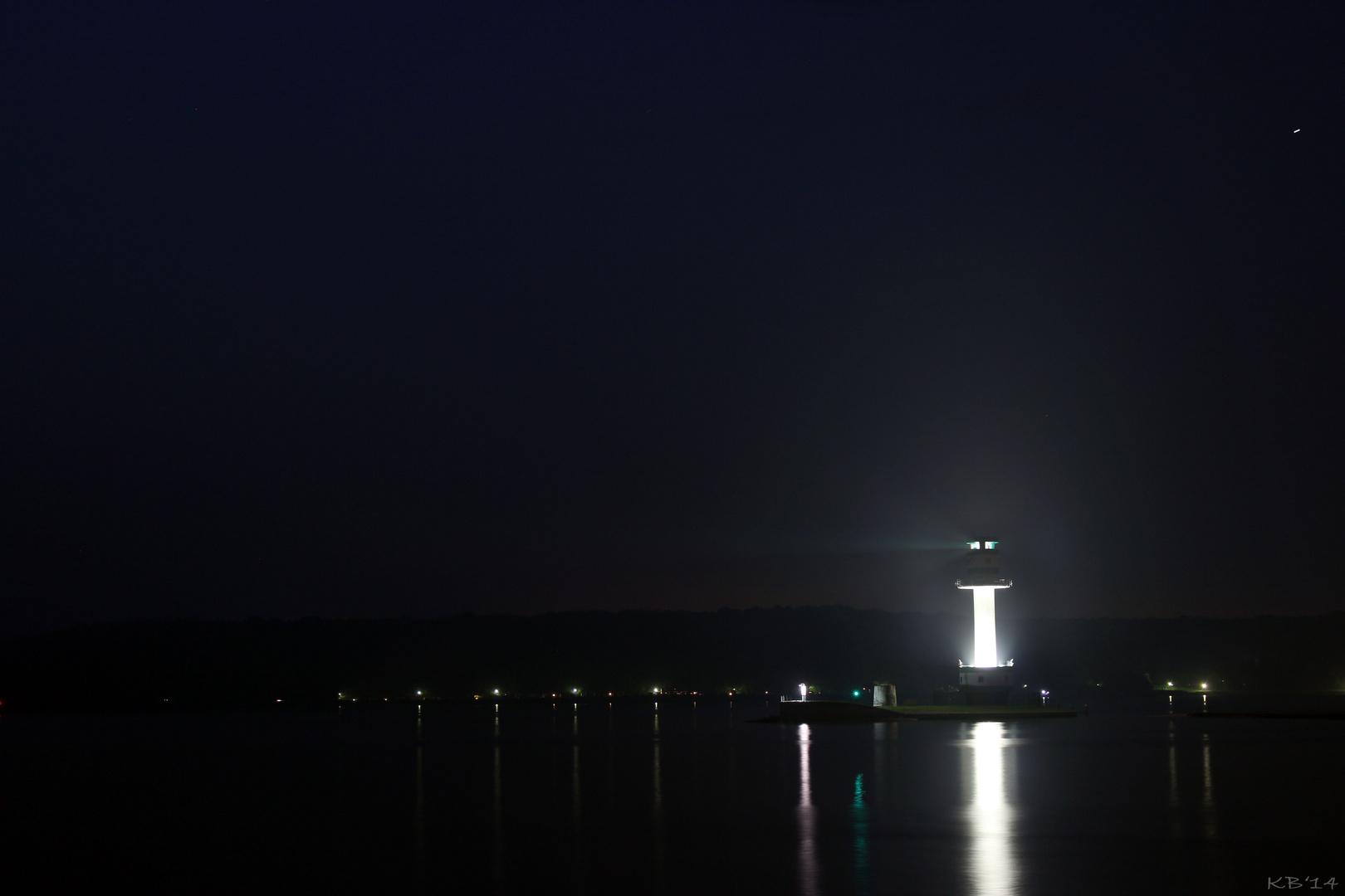 1.Versuch Nachtfotografie