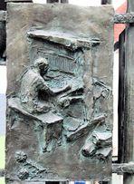 2. Brunnentafel auf dem Marktbrunnen