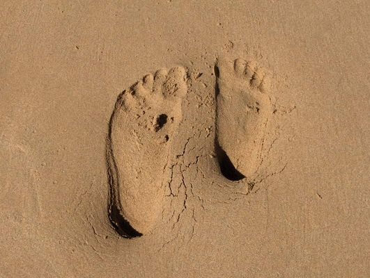2 Feets @ the Great Ocean Road ...