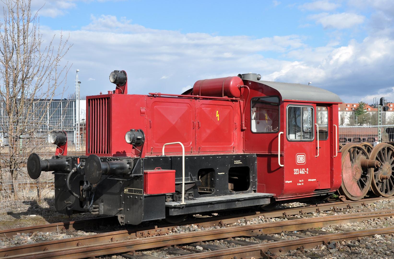 2. Geraer Eisenbahnfrühling (1)