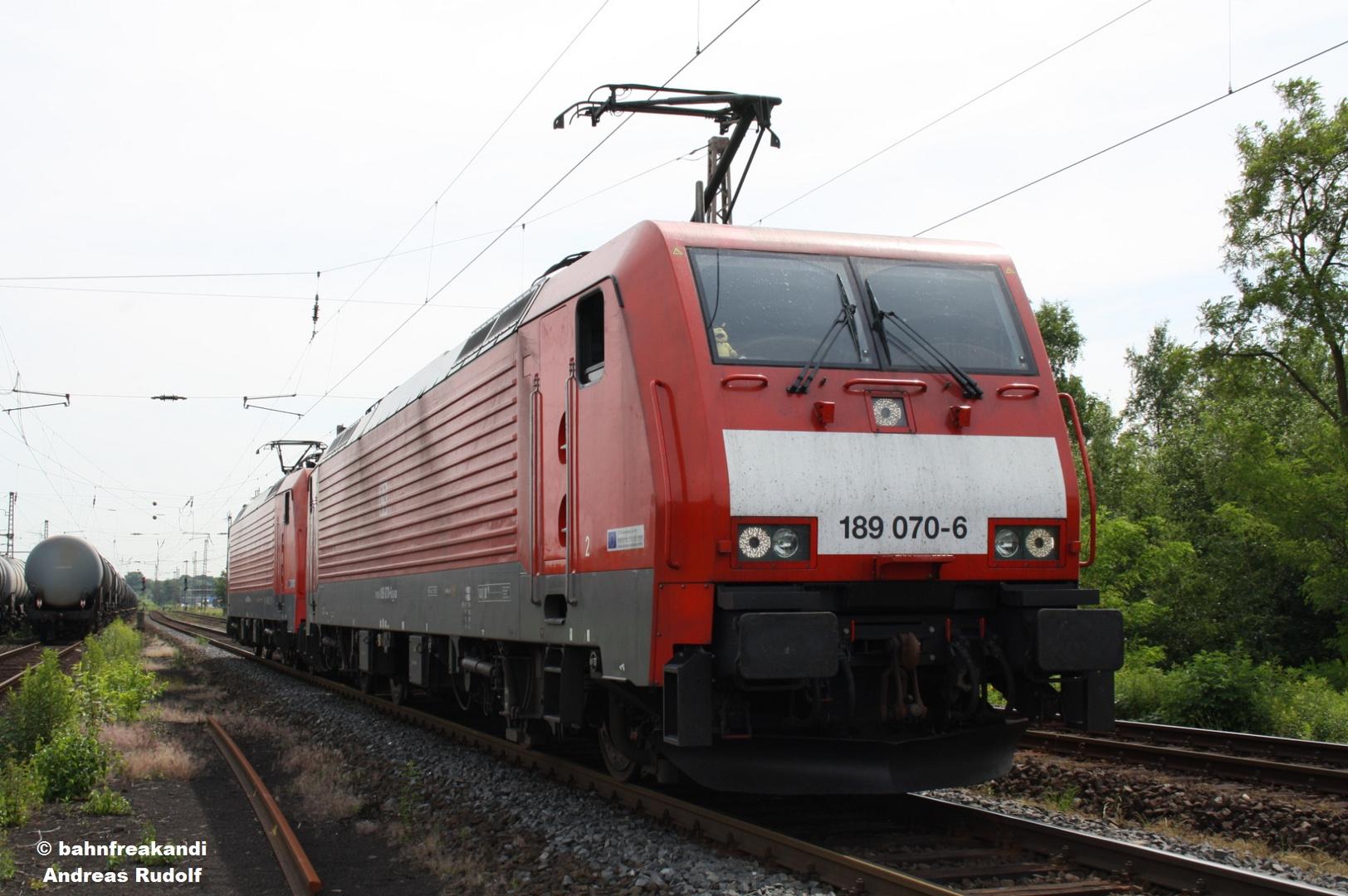 2 Holland-Pakete in Gelsenkirchen - 189 070 und 189 025