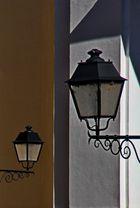 2 Lampen
