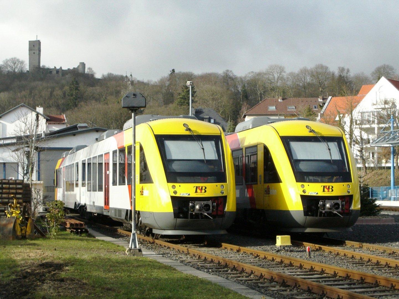 2 Lint41 der HLB in Königstein/Taunus am 03.02.2007