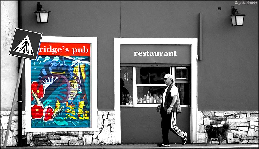 """2 passi al """"ridge pub"""""""