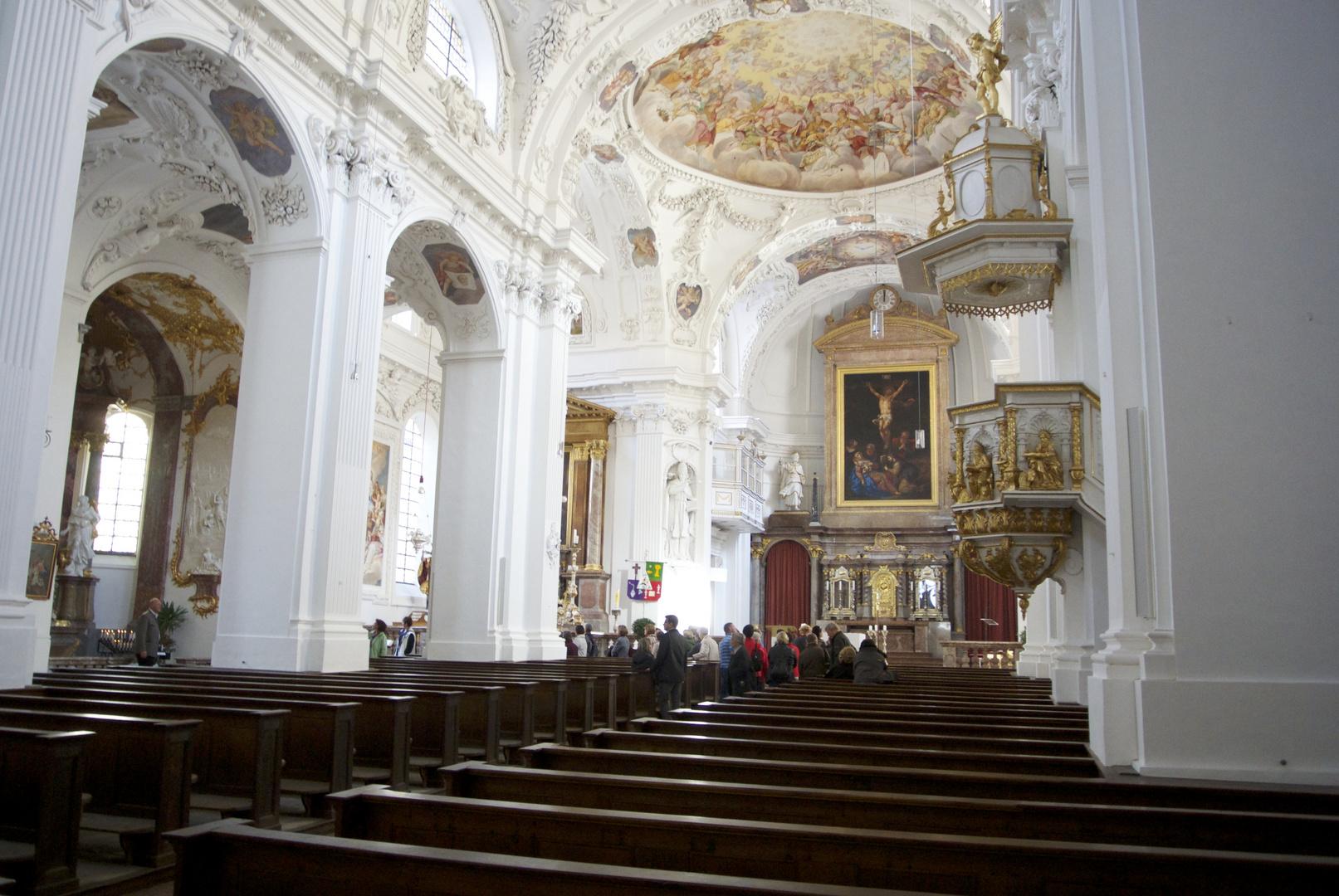 2. Pfarrkirche St. Quirinus Tegernsee