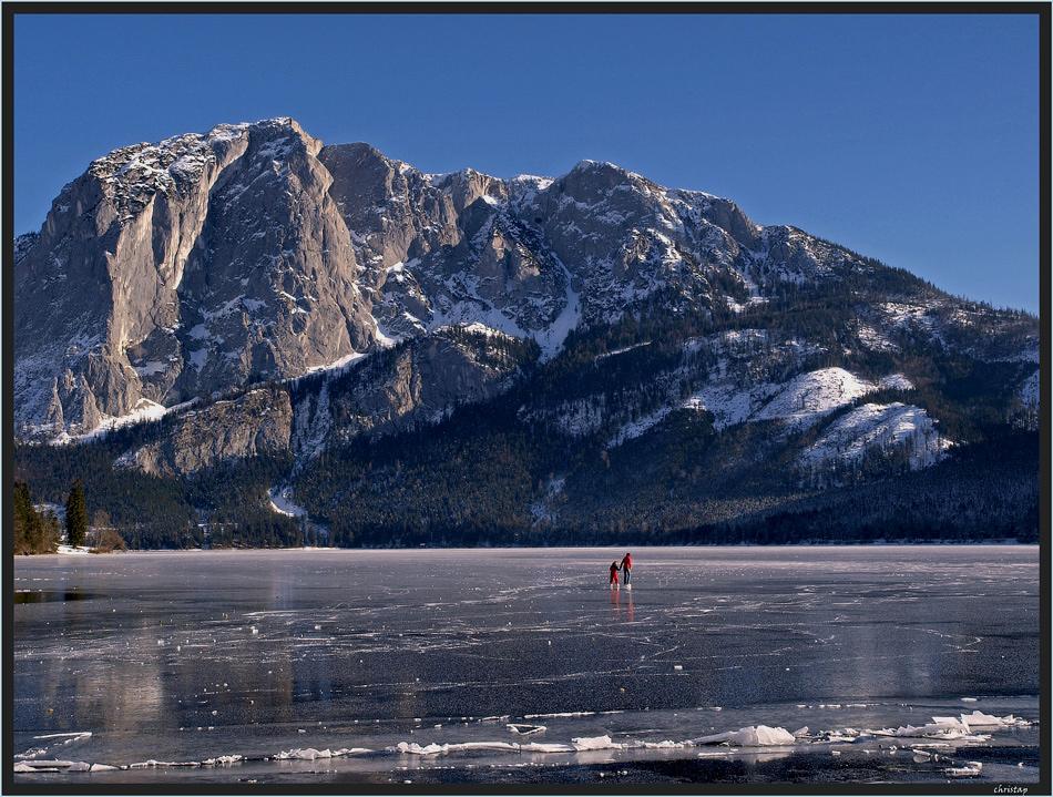 2. Rund um den Altausseer See ...