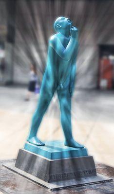 """2 """"S"""" comme Statue et sexe"""