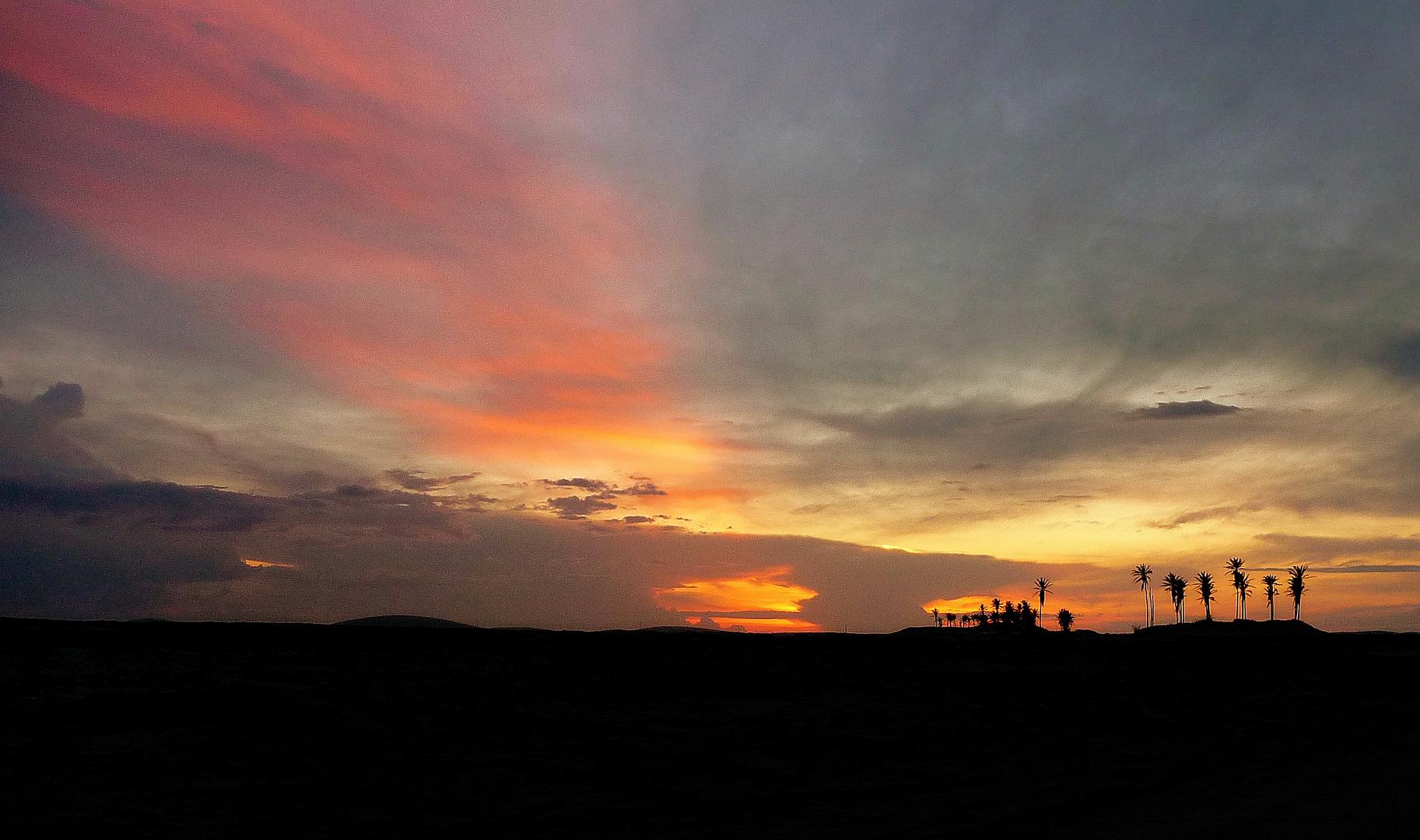 2 sunset jericoacoara,brasil