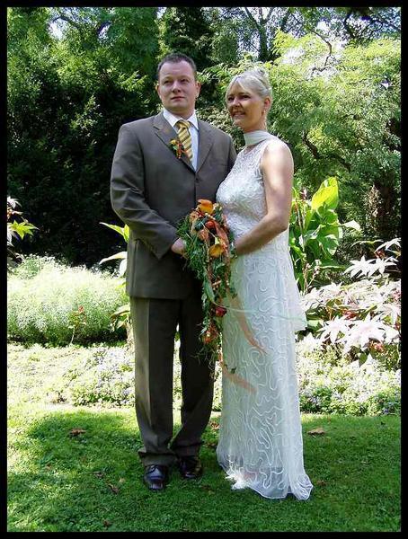 2 Version .Das Glückliche Brautpaar.