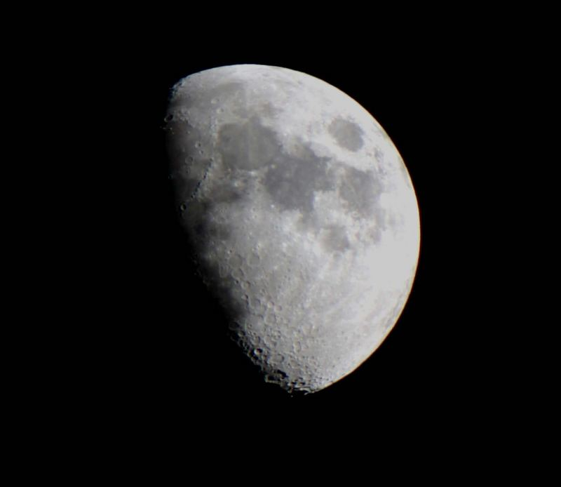2 Versuch vom Mond