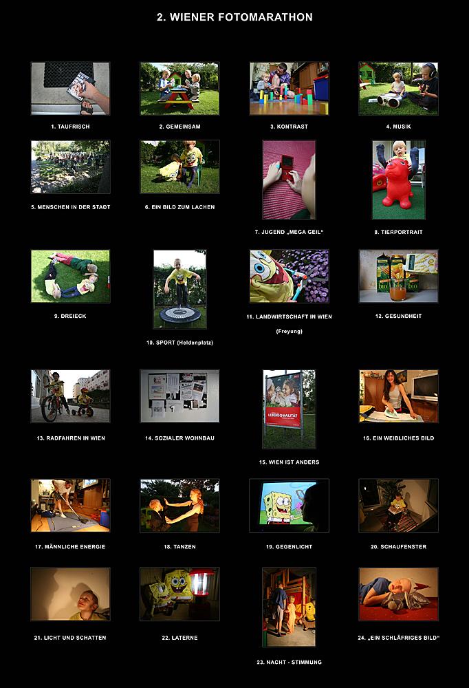 2. Wiener Fotomarathon