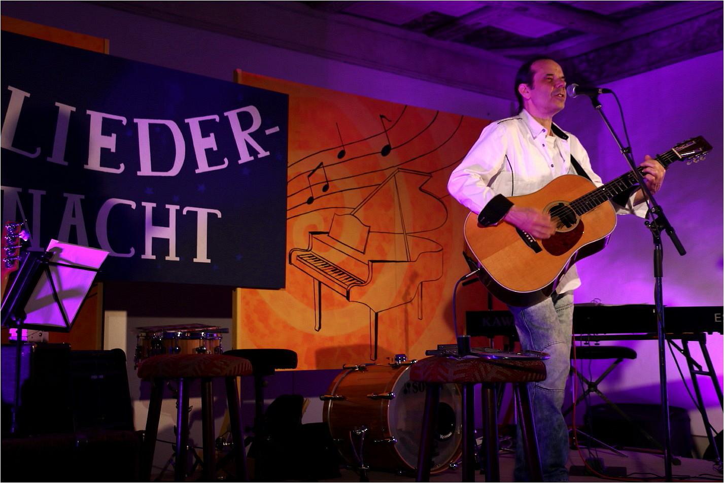 2. Zschopauer Liedernacht: Volker Vorberg