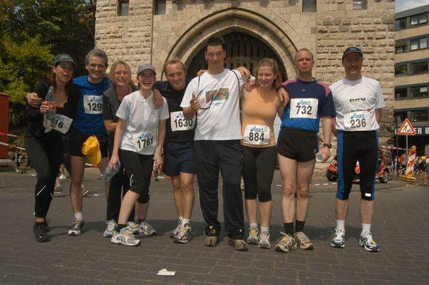 20. ASICS-Dauerlauf im Severinsviertel am 25. April 2004