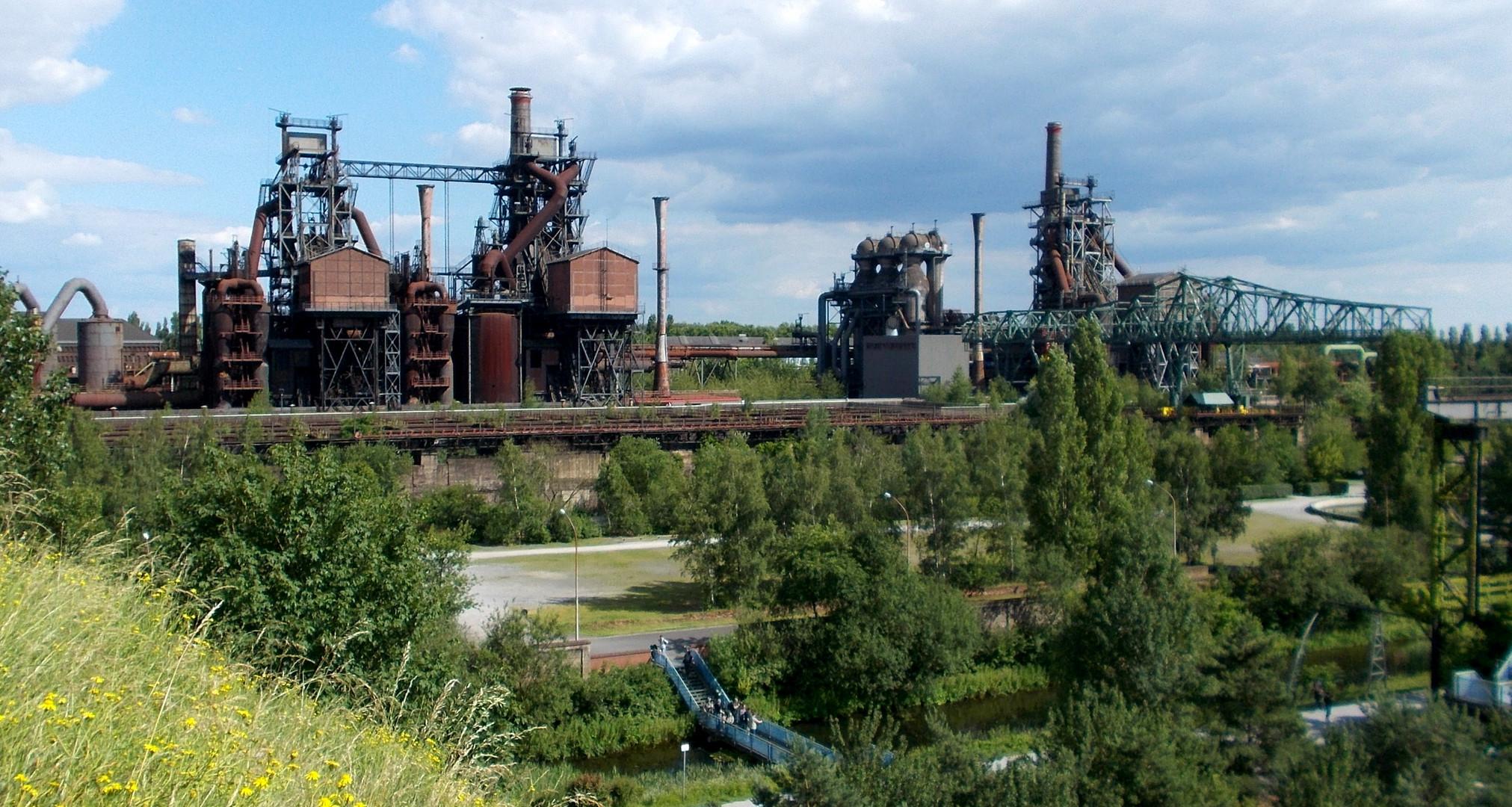 20 Jahre Landschaftspark Duisburg Nord 1994 - 2014