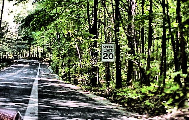 20 millas