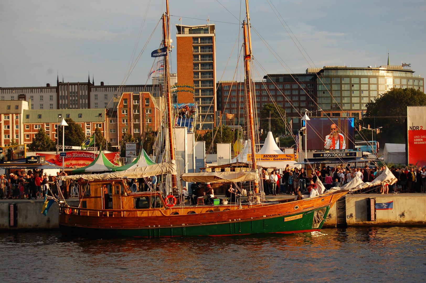 20. Rostocker Hanse Sail 3