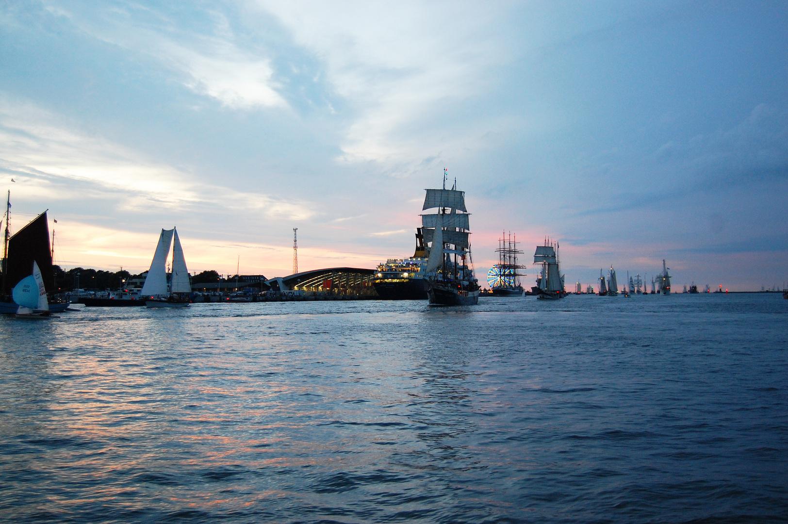 20. Rostocker Hanse Sail 4