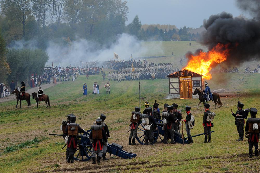 200 Jahre Völkerschlacht bei Leipzig