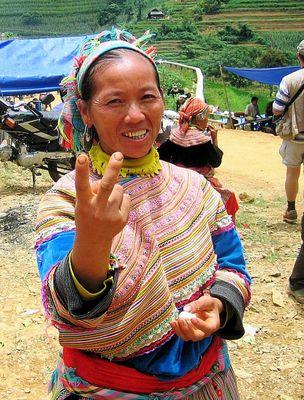2008 nord est du viêt Nam prés de la frontiére Chinoise