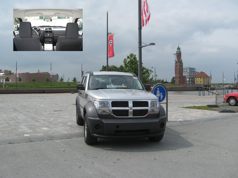 2009 DODGE NITRO 4x4 in Bremerhaven von UScarsvonNN