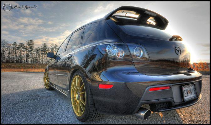2009 MazdaSpeed 3