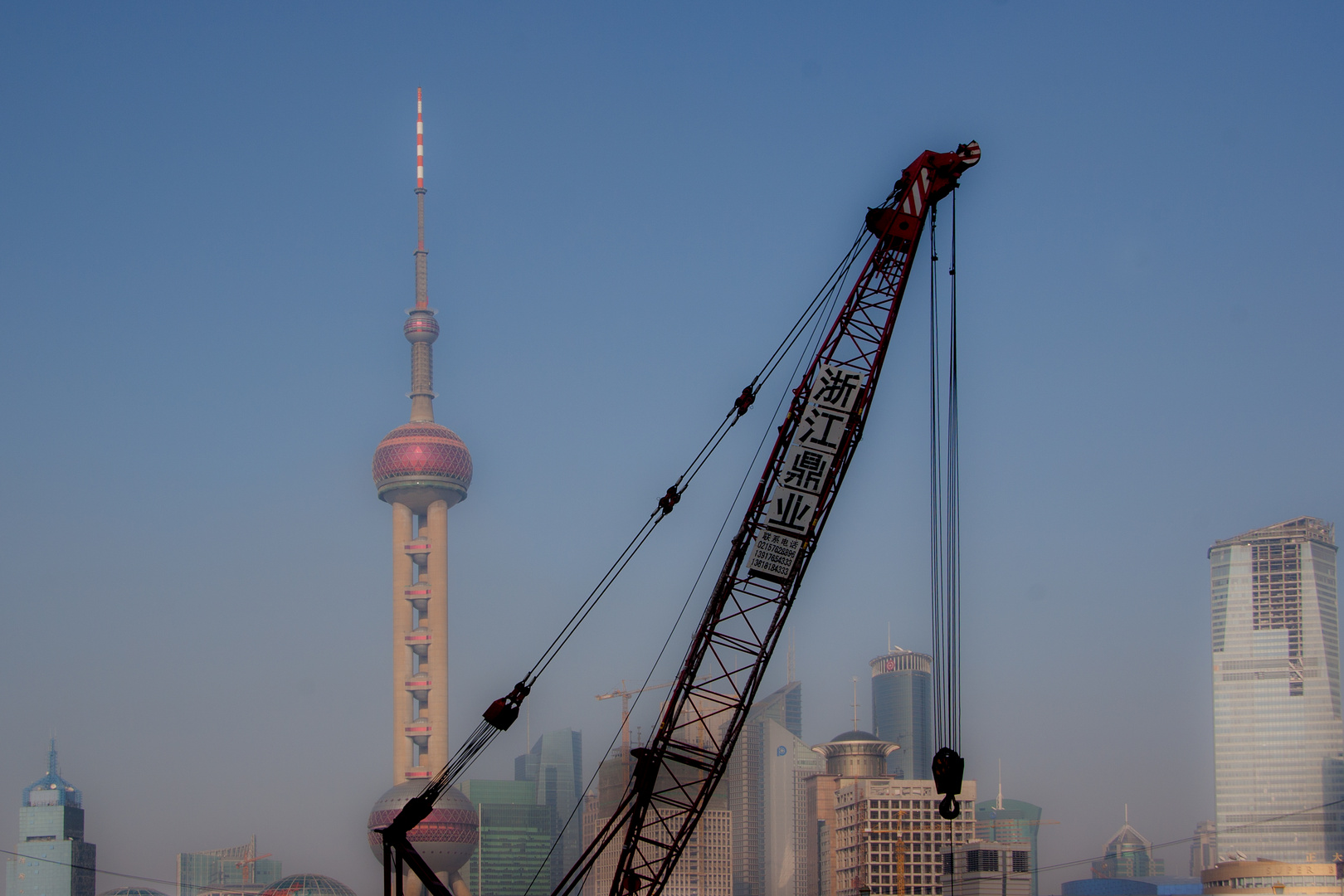 2009_0997 Shanghai under Construction