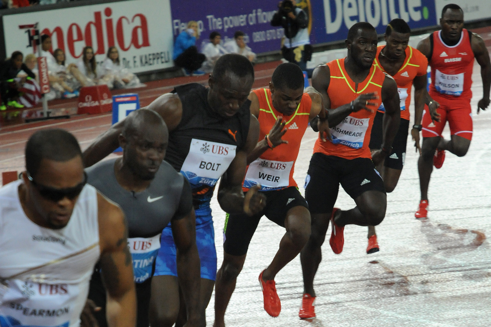 200m Finale Diamond League Zürich 2012