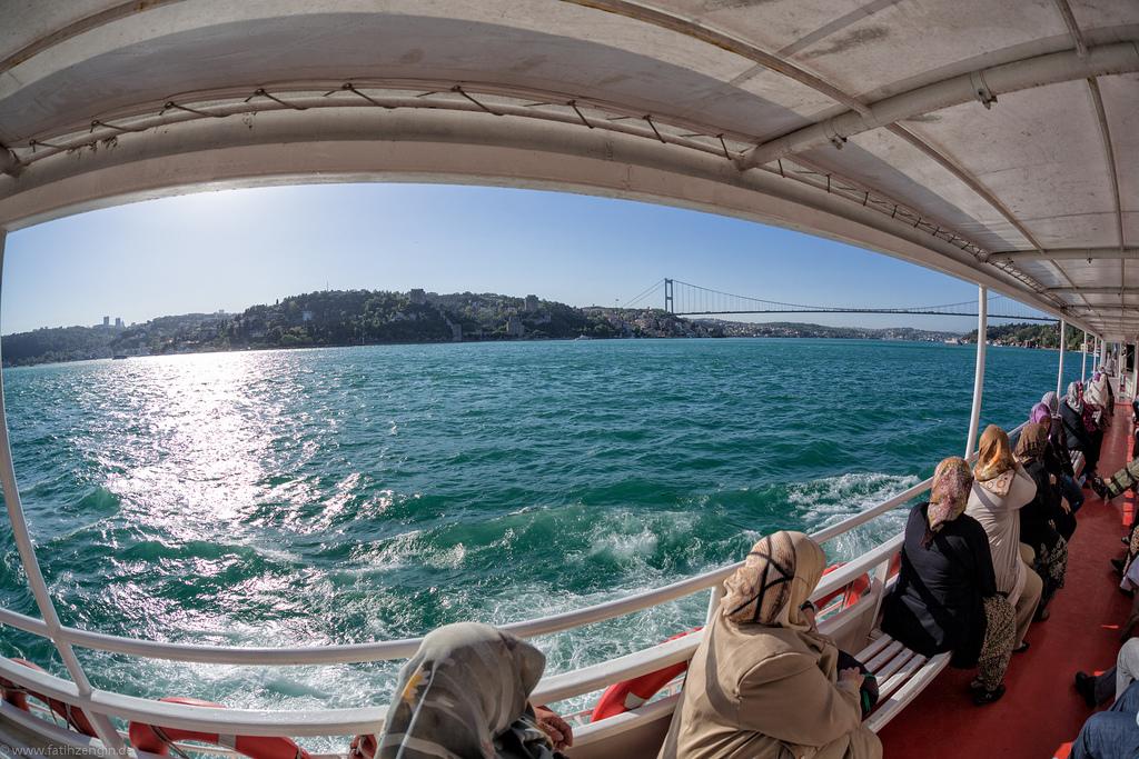 201005 Istanbul - Bosporus