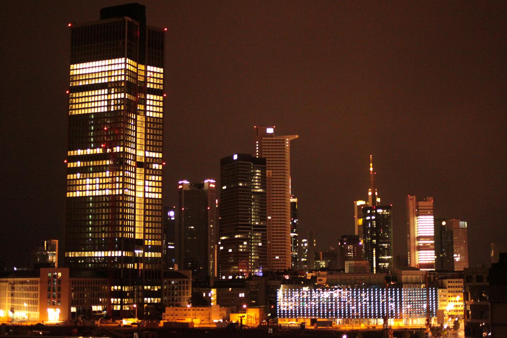 2011 Skyline Frankfurt am Main
