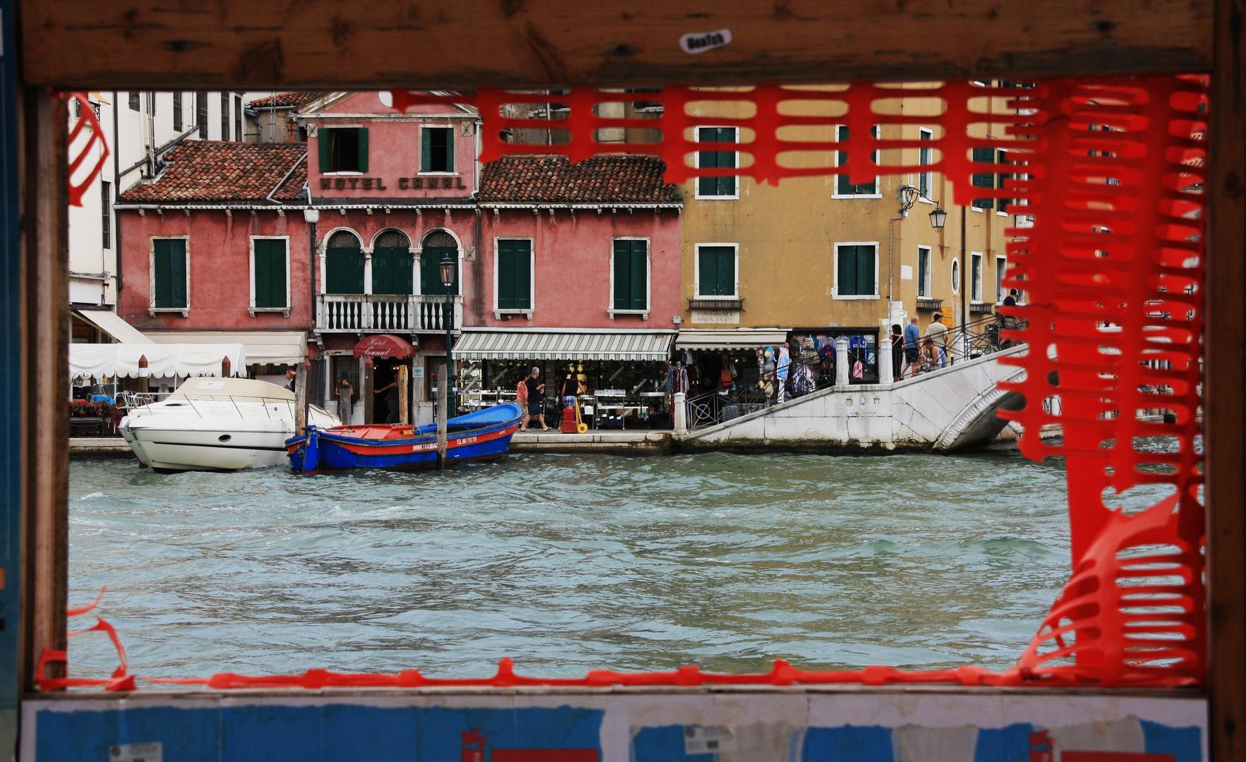 2011 Venezia...überlaufene Dauerbaustelle!