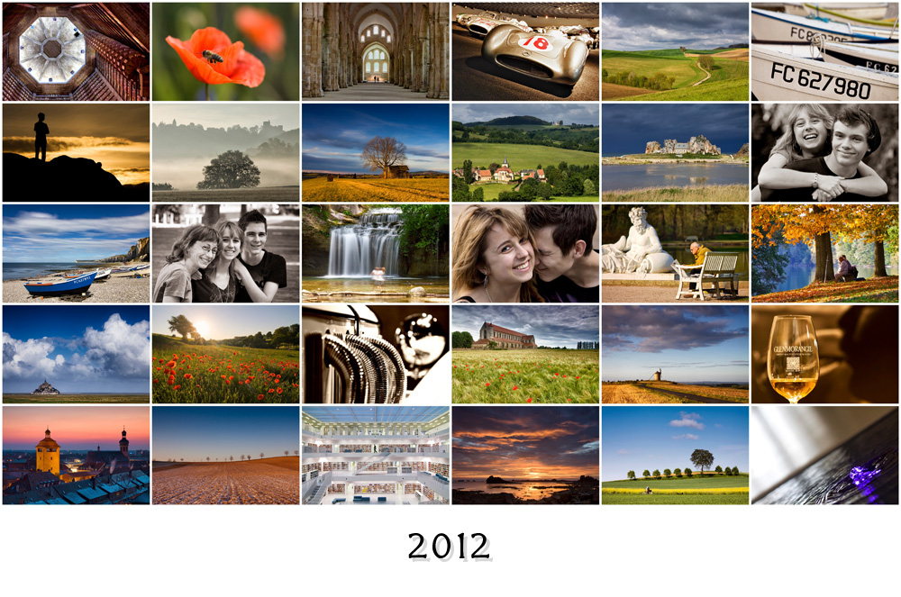 2012 - mein Fotojahr