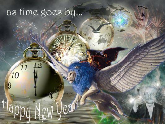 2012 möge allen Gesundheit-Frieden-Glück & Erfolg bringen!